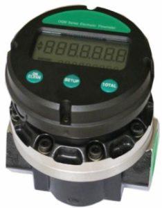 Счетчик OGM с электронным индикатором