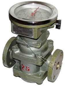 Счетчик топлива РОТЭКмер-25