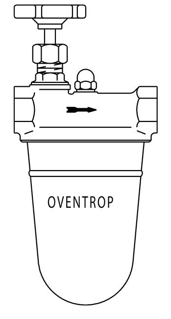 Фильтр жидкого топлива Oilpur Ду20