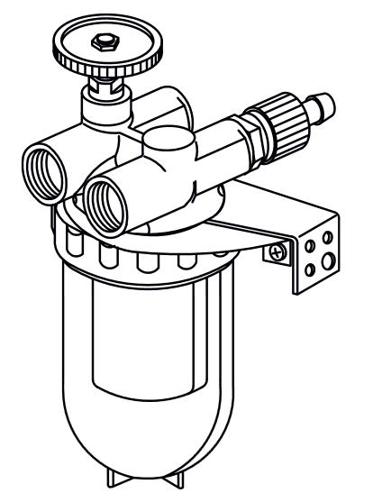Фильтр жидкого топлива Oilpur с перемычкой