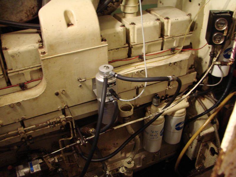 AIC-900 на потребителе топлива